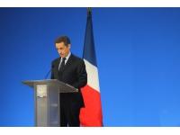 Un meeting aux allures de foire pour Nicolas Sarkozy