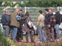 Un squelette découvert dimanche à Vaulx-en-Velin