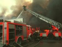 Une cinquantaine de personnes évacuées d'un immeuble en feu à Villeurbanne