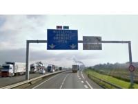 Une opération escargot est prévue vendredi soir sur l'A46