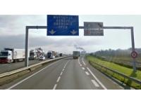 Lyon : coupure de la Rocade Est