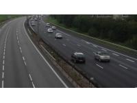 Un grave accident et des bouchons lundi sur l'A43