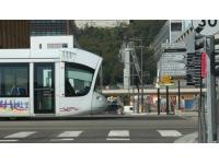 Des travaux sur le tram T1 la semaine prochaine