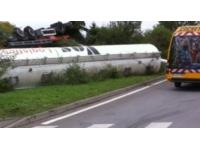 L'A42 rouvre après un accident