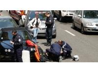 Un accident dimanche soir sur le périphérique Laurent Bonnevay