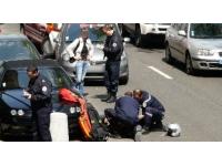 Un appel à témoins lancé après un accident sur l'A450