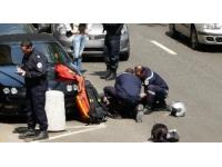 Quatre blessés dans un accident de la route à Ampuis