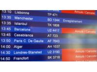 Neige : plusieurs vols annulés à Lyon Saint-Exupéry