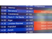 Deux vols à destination de la Tunisie annulés à l'aéroport de Lyon Saint-Euxpéry