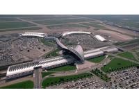 L'aéroport Saint-Exupéry touché par les intempéries dans le nord de la France