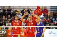 L'ASUL Lyon Volley s'incline à Cannes (3-0)