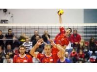 L'ASUL Lyon Volley défait par Chaumont (3-2)