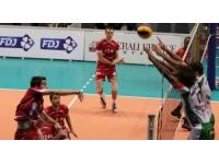 L'ASUL Lyon Volley s'incline face à Nice (3-1)