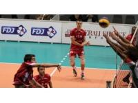 L'ASUL Lyon Volley est venu à bout de Calais (3-2)