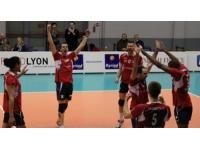 L'ASUL Lyon Volley s'incline face à St-Nazaire (3-1)