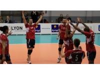 Victoire de l'ASUL Lyon Volley sur Alès (3-1)