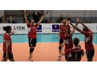 L'ASUL Lyon Volley remporte son match face à St-Nazaire (3-1)