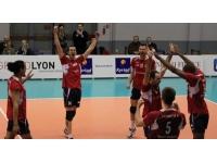 L'ASUL Lyon Volley s'impose à Rennes (3-2)