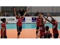 L'ASUL Lyon Volley accueille samedi soir Plessis-Robinson