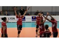 Première défaite pour l'ASUL Lyon Volley