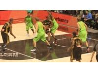 Basket : l'Asvel a raté le coche à Chalon (78-73)