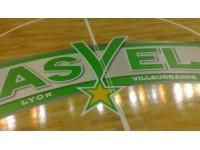 Pro A : l'ASVEL s'incline à Dijon (86-71)