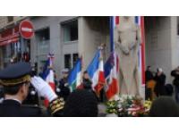 Le 70e anniversaire de la libération du camp d'Auschwitz-Birkenau célébré à Lyon
