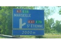 Le trafic perturbé samedi sur l'autoroute A7 à cause d'un mariage