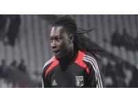 OL : Gomis, meilleur buteur de Ligue 1 en activité