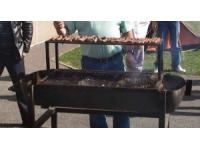 Il se brûle grièvement lors d'un barbecue