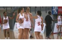 Basket les lyonnaises r alisent un exploit en coupe de - Finale coupe de france basket feminin ...