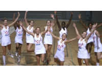 Le Lyon Basket Féminin opposé à Bourges samedi soir
