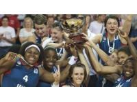 L'équipe de France de basket féminin passe à Lyon