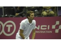 Roland-Garros : le lyonnais Benneteau s'incline dès le premier tour