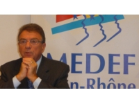 Bernard Fontanel ne sera plus président du Medef Lyon-Rhône en juin 2014