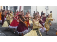 Les temps forts du défilé de la biennale de la danse
