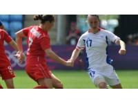 Football : Les Bleues battent le Kazakhstan 4-0