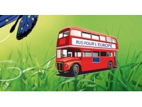 Le Bus pour l'Europe arrive dans le Rhône jeudi