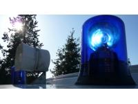 Un SDF arrêté à Lyon dans une voiture équipée d'un gyrophare