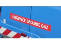 Une conduite de gaz arrachée à Neuville-sur-Saône