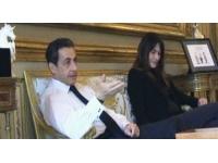 """Carton d'audience pour """"Campagne Intime"""" le documentaire de la vénissiane Farida Khelfa sur Sarkozy"""