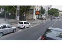Lyon 9e : une partie de la rue Sergent Michel Berthet coupée en raison d'une canalisation d'eau cassée