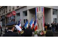 Lyon a commémoré la libération d'Auschwitz