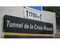 Le tunnel de la Croix-Rousse de nouveau fermé plusieurs nuits de cette semaine