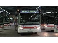 Des bus hybrides testés sur le réseau TCL
