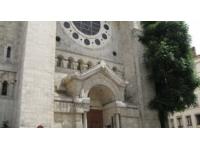 Cambriolage d'une église de Lyon