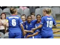 Euro féminin : les Lyonnaises de l'équipe de France affrontent l'Espagne ce lundi