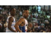 Emmanuel Biron a remporté le 100m aux Jeux de la Francophonie