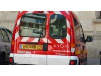 Lyon : un blessé grave dans un accident de la circulation