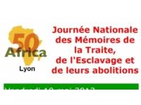 Lyon commémore ce vendredi l'abolition de l'esclavage en métropole